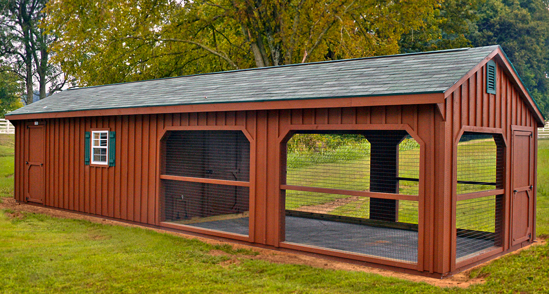chicken-coop-custom-shed-garage-turned-into-coop