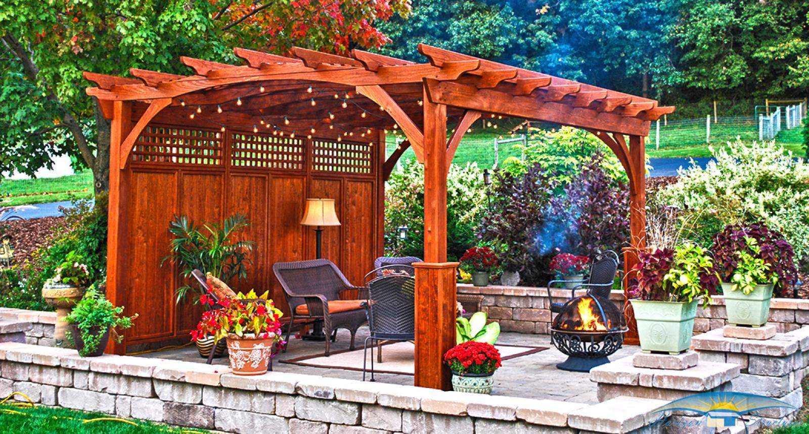 outdoor-living-pergola-hearthside-12x17-cinder-stain-and-lattice-roof-2