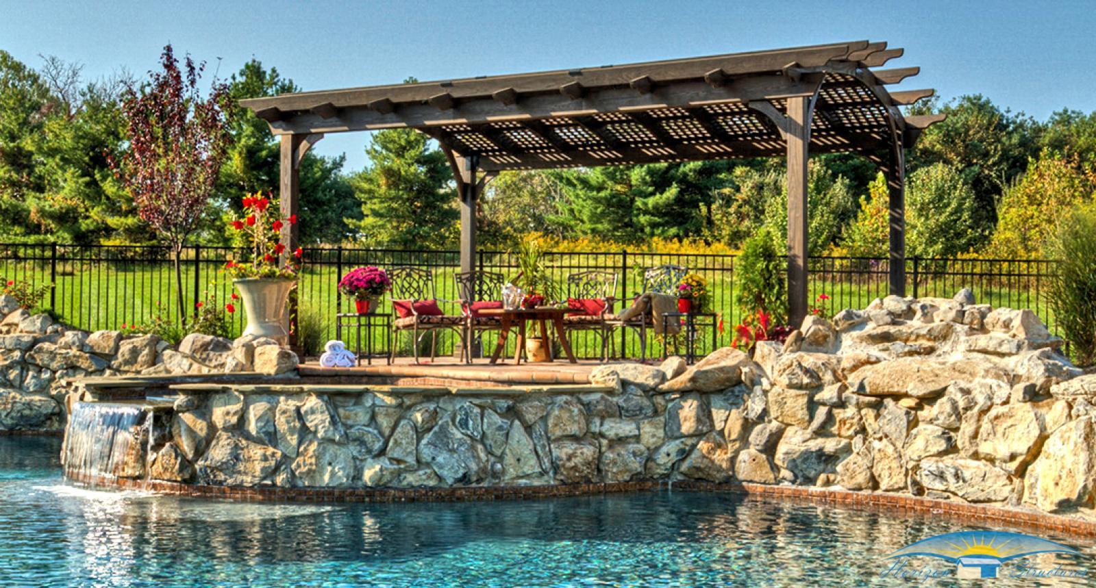 outdoor-living-pergola-hearthside-12x17-cinder-stain-lattice-roof-3_0