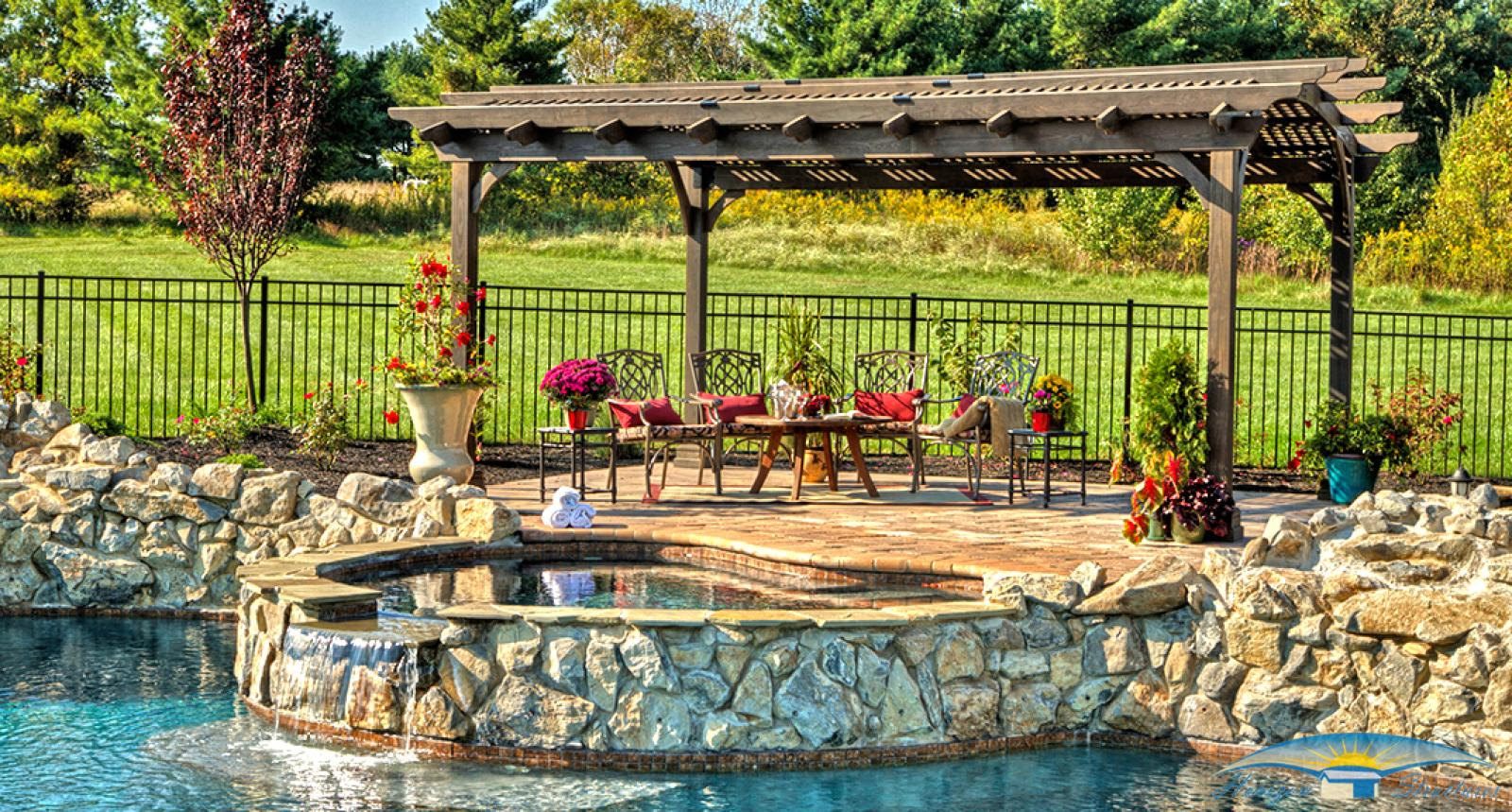 outdoor-living-pergola-hearthside-12x17-cinder-stain-lattice-roof