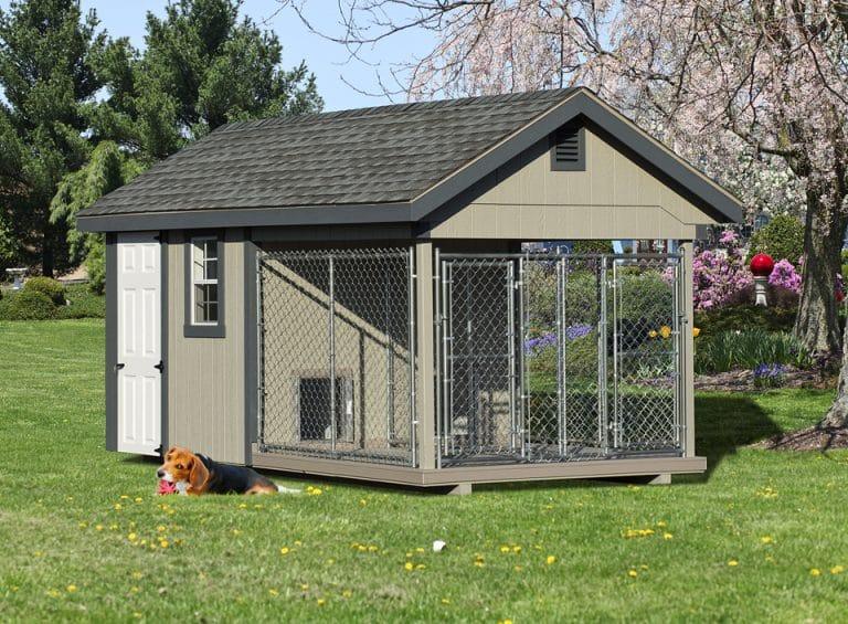 8x16 elite double kennel
