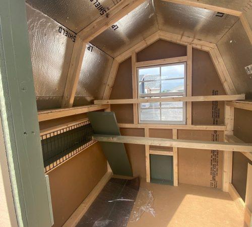 4x4 Dutch Interior