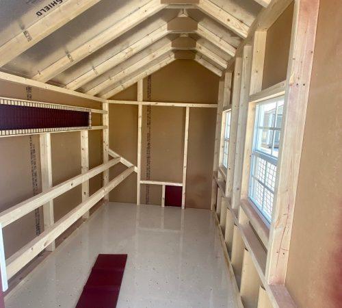 5x8 Interior