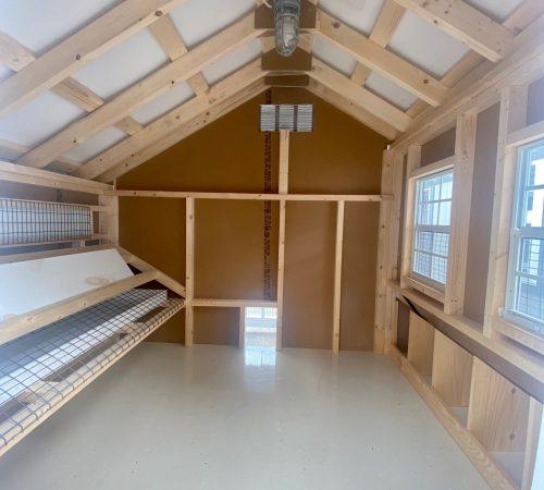 7x12 QC white interior