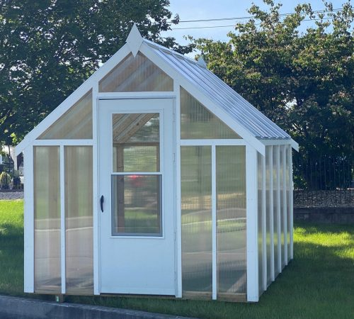 8x10 Trad Greenhouse