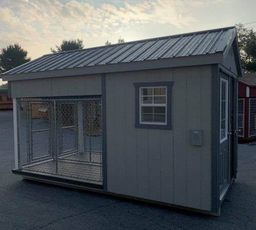 double kennel